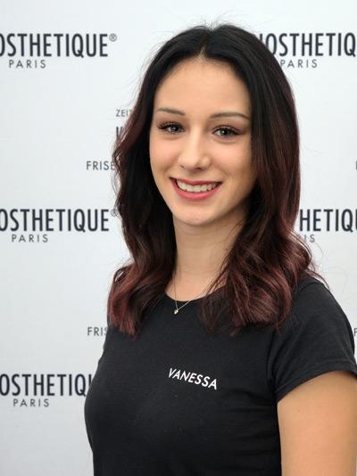Friseurteam Wien Vanessa Haring